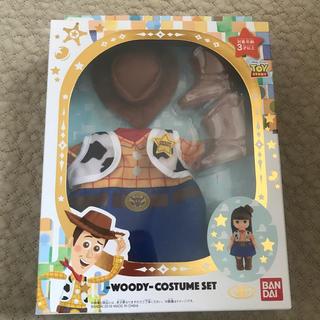 ディズニー(Disney)のレミン&ソラン ウッディコスチュームセット(人形)