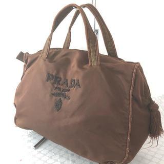 プラダ(PRADA)の❤️決算セール❤️プラダ バッグ ハンドバッグ ナイロン レディース メンズ(ハンドバッグ)