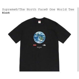 Supreme - L Supreme®/The North Face® One World Tee