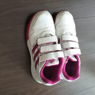アディダス(adidas)のスニーカー 21、5~22、5 adidas(スニーカー)