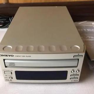 オンキヨー(ONKYO)のONKYO CDプレーヤーC-701A(その他)