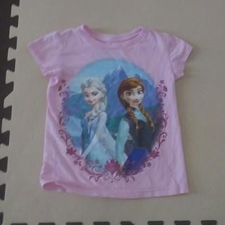 ディズニー(Disney)のアナ雪Tシャツ110(Tシャツ/カットソー)