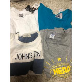 メンズシャツ 4枚まとめ売り 未使用タグ付き有(Tシャツ/カットソー)
