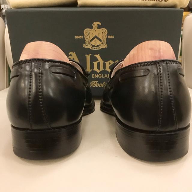 Alden(オールデン)のオールデン コードバン 664タッセルローファー(モカシン) 超美品 メンズの靴/シューズ(スリッポン/モカシン)の商品写真