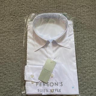 パーソンズ(PERSON'S)のpersons  レディースリクルートシャツ長袖11号(シャツ/ブラウス(長袖/七分))