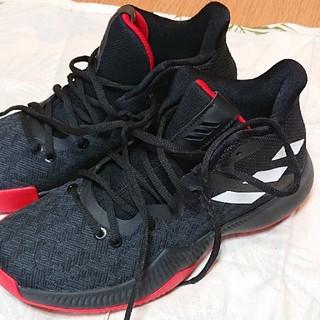 アディダス(adidas)のadidas バスケットシューズ 25cm(バスケットボール)