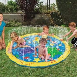 子供プール 噴水シャワー 水遊び(その他)