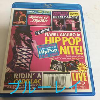 安室奈美恵 Space of Hip  Pop  tour 2005 ブルーレイ