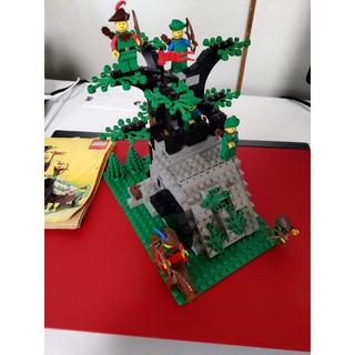 Lego - レゴ 6066 森のかくれ家