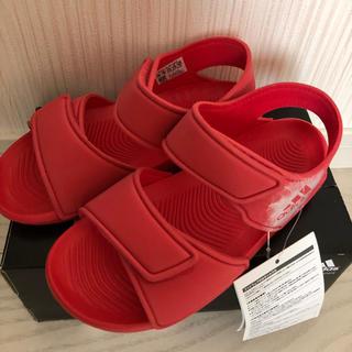 アディダス(adidas)のadidas キッズ サンダル 20cm 新品(サンダル)