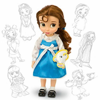 ディズニー(Disney)のディズニー アニメータードール ベル(ぬいぐるみ/人形)