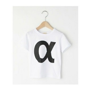 ハッシュアッシュ(HusHush)の送料込☆HusHusH☆単色ロゴαβ!Tシャツ/size80(Tシャツ)