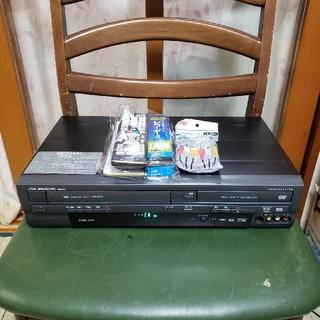 希少完動超美品ダビングOK!DXアンテナVHS/DVDレコーダーDXR-160V(DVDレコーダー)