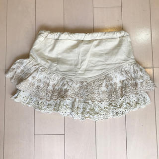 イングファースト(INGNI First)のINGNI FIRST インナーパンツ付き スカート(スカート)