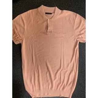 ZARA - ザラ ピンク ポロシャツ