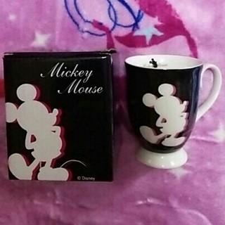 ディズニー(Disney)の[新品]🏰ディズニー ミッキー  マグカップ(キャラクターグッズ)