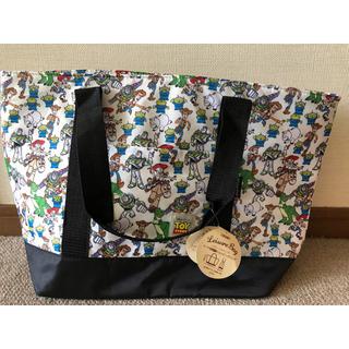 ディズニー(Disney)の保冷トートバッグ トイストーリー(エコバッグ)