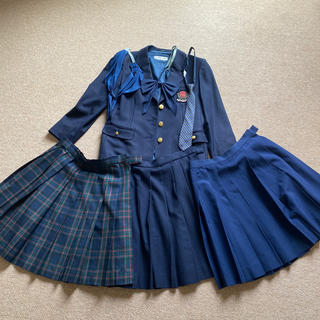 安城学園 制服
