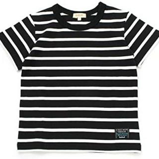ハッシュアッシュ(HusHush)の送料込☆HusHusH☆先染めボーダーTシャツ/size80(Tシャツ)