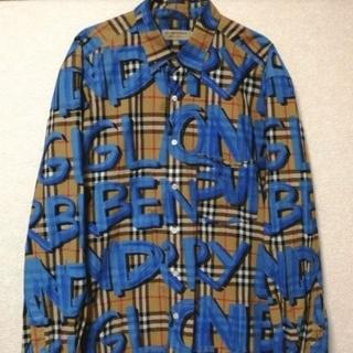 BURBERRY - BURBERRY グラフィックシャツ