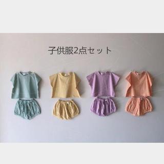 エフオーキッズ(F.O.KIDS)の韓国子供服 ベビーセットアップ(その他)