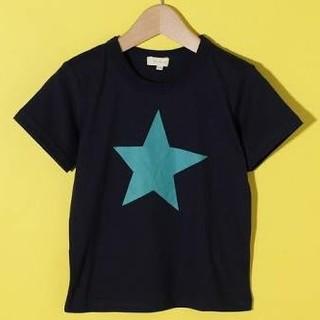 ハッシュアッシュ(HusHush)の送料込☆HusHusH☆コンビスターTシャツ/size80(Tシャツ)