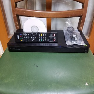 東芝 - 新品同様完動美品!外付HDD可!東芝ブルーレイレコーダーDBR-Z410