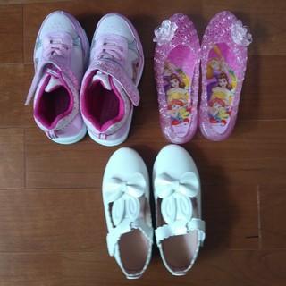 ディズニー(Disney)のキッズ靴(スニーカー)
