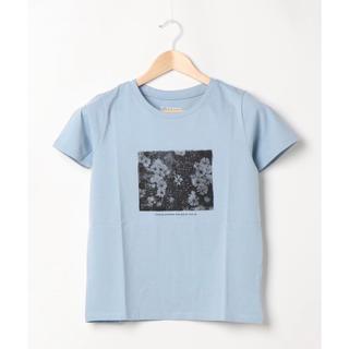 カスタネ(Kastane)のモノトーン フォトプリント Tシャツ(Tシャツ(半袖/袖なし))