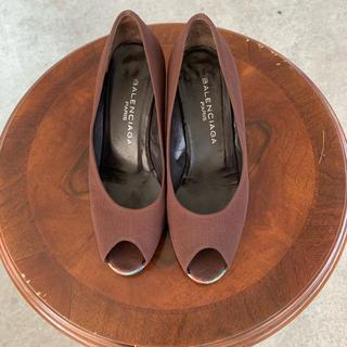 バレンシアガ(Balenciaga)の婦人靴 BALENCIAGA(ハイヒール/パンプス)