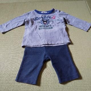 ダブルビー(DOUBLE.B)のミキハウス ダブルB  Fサイズ(Tシャツ/カットソー)