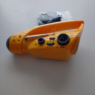 多機能ラジオライト(防災関連グッズ)