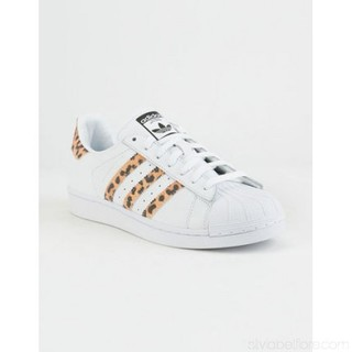 アディダス(adidas)の★レア★adidas Superstar W white  cheetah(スニーカー)