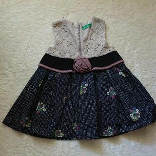アニカ(annika)のANNIKA ワンピース ドレス 90(ドレス/フォーマル)