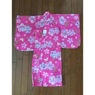 マイメロディ(マイメロディ)のマイメロ サンリオ 浴衣 (甚平/浴衣)