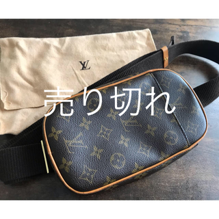 LOUIS VUITTON - 正規品 ルイヴィトン  ガンジュ ボディバッグ