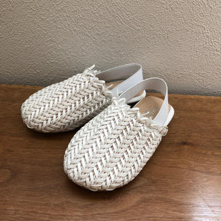韓国子供靴 サンダル 14.5cm