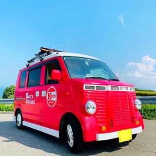 スズキ - キッチンカー  移動販売車【超美車】