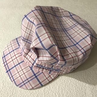 モンベル(mont bell)のmontbell 帽子 キッズ キャスケット(帽子)