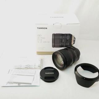 タムロン(TAMRON)のTamron 24-70 標準ズームレンズ Nikonマウント(レンズ(ズーム))