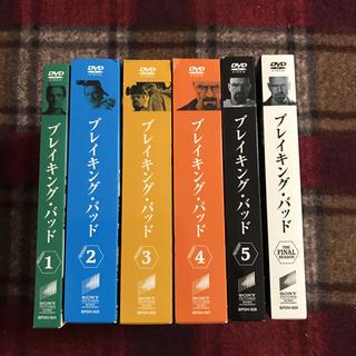 ブレイキングバッド DVD シーズン1 2 3 4 5 ファイナル 海外ドラマ(TVドラマ)