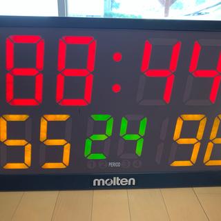 モルテン(molten)のモルテン デジタイマーUX0100 14秒あり(バスケットボール)