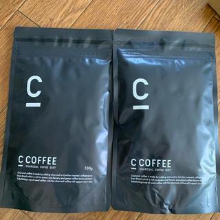 早い者勝ち!!C  COFFEE   2袋セット チャコールコーヒーダイエット