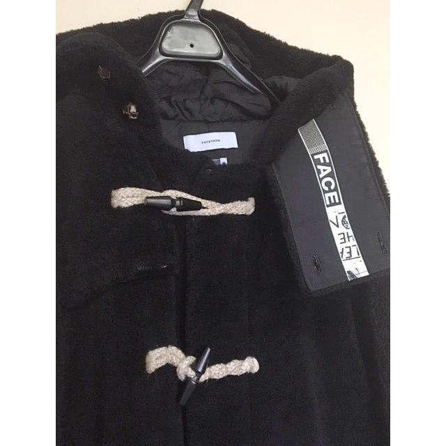 FACETASM(ファセッタズム)の定価140,400円★FACETASM ウールボアダッフルコート メンズのジャケット/アウター(ダッフルコート)の商品写真