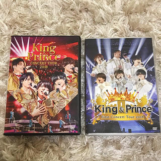 Johnny's - King & Prince DVD2点セット