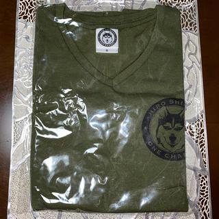 下野紘 ONE CHANCE Tシャツ カーキ Sサイズ(Tシャツ)