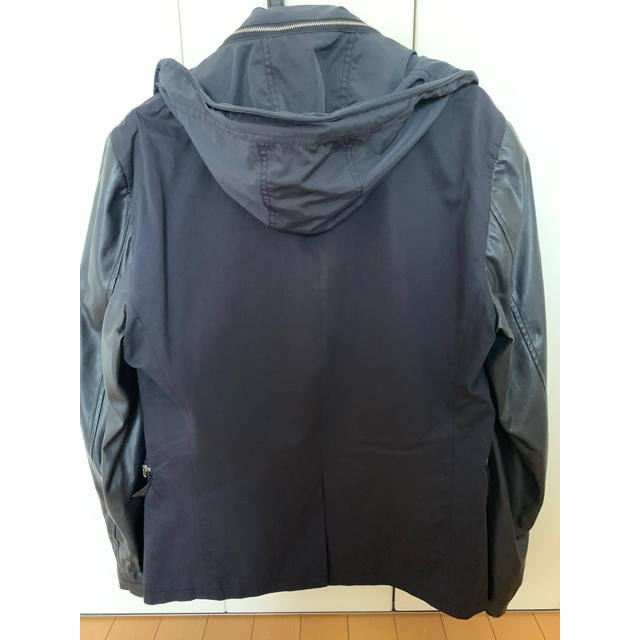 ZARA(ザラ)のZARA MANライダースジャケット Time sale 中‼️ メンズのジャケット/アウター(ライダースジャケット)の商品写真