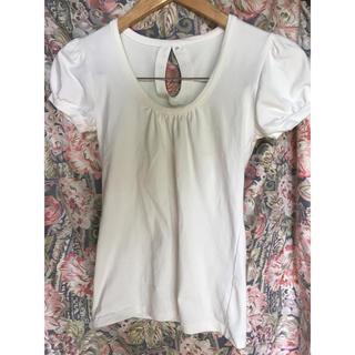 シマムラ(しまむら)のかわいらしいTシャツ カットソー(Tシャツ(半袖/袖なし))