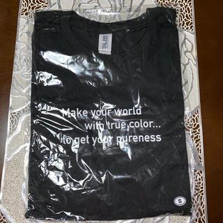 下野紘バースデーライブイベント リアル-REAL- Tシャツ ブラック Sサイズ(Tシャツ)
