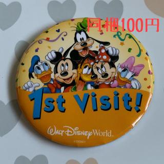 ディズニー(Disney)の482☆ディズニー☆缶バッジ(バッジ/ピンバッジ)